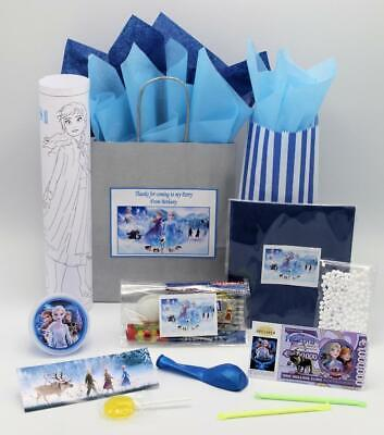 £1.95 • Buy Girls & Boys Party Bag Pre Filled  Choose From The Many Themes Available