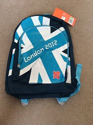 £6.50 • Buy London Olympic & Paralympic Games 2012 Official Merchandise Backpack