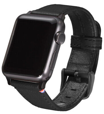 $ CDN18.94 • Buy Decoded D5AW38SP1BK Smartwatch Accessory Band Black Leather - D5AW38SP1BK - Leat