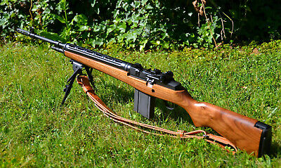 $75 • Buy M 1 A  Hand Guard Slotted USGI Unissued Condition W/ Clip  Ships Free! M 1 4 E2*