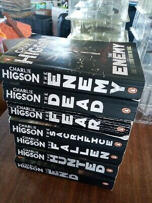£8.99 • Buy Charlie Higson The Enemy Series 7 Books Collection Set, Charlie Higson,