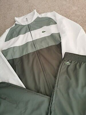£128 • Buy Lacoste Tracksuit Brand New Sport M/L