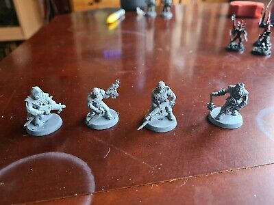 £2.30 • Buy Warhammer 40k Blackstone Fortress Chaos Cultists X4 Troopers #0AF