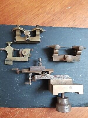 $ CDN265.97 • Buy Vintage Watchmakers Tools & Lathe Attachments