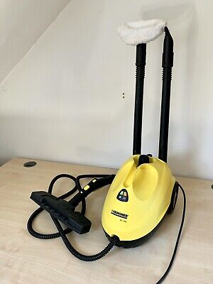 £49.99 • Buy Karcher SC 1.020 Multi-Purpose Steam Cleaner With Accessories Tested & Working