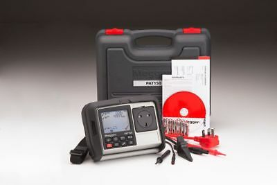 £450 • Buy NEW Megger PAT150 Hand Held Portable Appliance PAT Tester With Calibration Cert