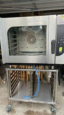 £1800 • Buy Hobart Chefmate 6 Grid Commericial Oven -Electric Combi Steam Oven Like Rational