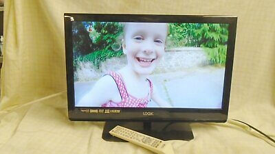 £44 • Buy LCD_LED 22inch LOGIK Freeview TV With (Recording)