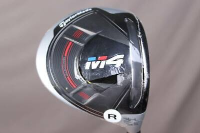 $194.99 • Buy NEW TaylorMade M4 Fairway 3 Wood 15° Stiff Right-Handed Graphite #36069 Golf