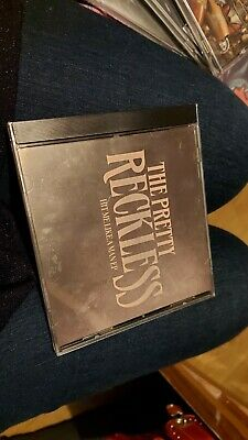 £10 • Buy The Pretty Reckless - Hit Me Like A Man EP :CD: