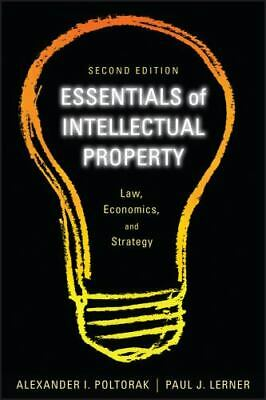 £8.93 • Buy Essentials Of Intellectual Property: Law, Economics, And Strategy
