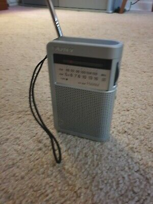 £10.99 • Buy  Sony ICF-S22 FM/AM 2 Band Portable Pocket Radio In Excellent Condition