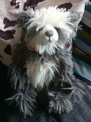 £35 • Buy 13  Yvette Charlie Bears Soft Plush Toy Collectable
