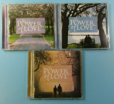 £15.33 • Buy Time Life - The Power Of Love - 5 CD Set