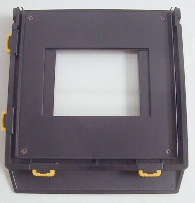 £79.99 • Buy 6.5 X 5.4cm Glass Negative Carrier With Blinds For LPL C7700 Photo Enlarger