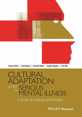 £32.38 • Buy Cultural Adaptation Of CBT For Serious Mental Illness: A Guide For Training