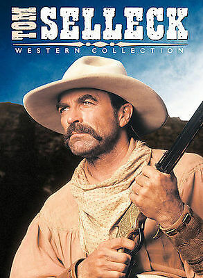 £10.97 • Buy The Tom Selleck Western Collection (DVD, 2008, 3-Disc Set)