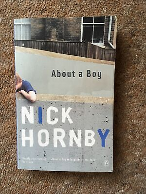£1.40 • Buy About A Boy By Nick Hornby Paperback