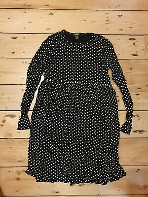 £5 • Buy New Look Polka Dot Maternity Dress. UK Size 10. Perfect Condition. Worn Once