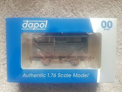 £10.99 • Buy Dapol 4F-020-004 GWR Cattle Wagon Over Weathered