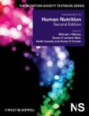 £490 • Buy Introduction To Human Nutrition 2E (The Nutrition Society Textbook)
