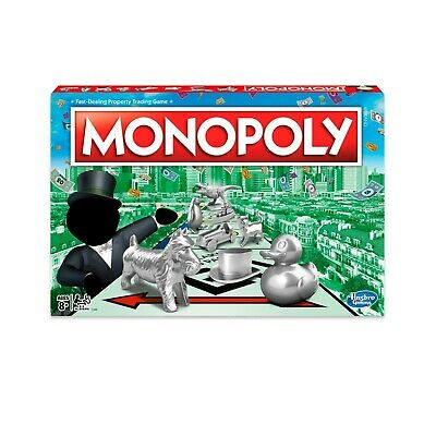 £14.31 • Buy NEW  SEALED Hasbro Monopoly Classic Board Game