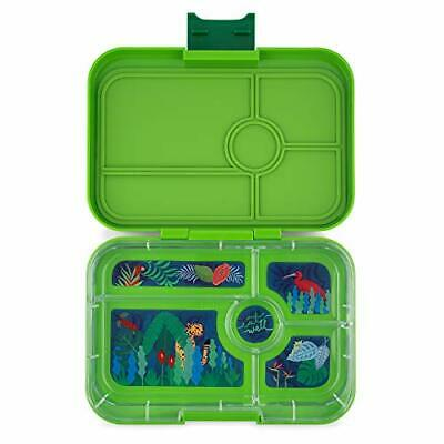 AU71.93 • Buy Yumbox Tapas XL Lunch Box (5, Go Green) - Bento Box For Adults And Teenagers |