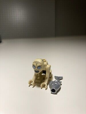 £12.99 • Buy Genuine Lego The Hobbit The Lord Of The Rings Gollum Minifigure LOR005 Wide Eyes