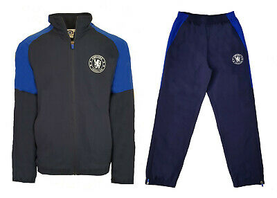 £29.95 • Buy Official Chelsea FC Football Tracksuit Kids 10 11 Years Boys Top Bottoms CHB1
