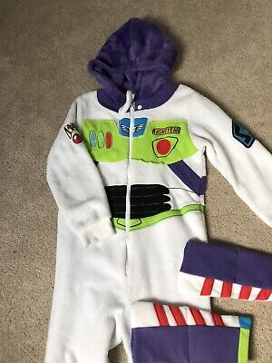 £8 • Buy Toys Story Buzz Lightyear One Suit Costume Age 6