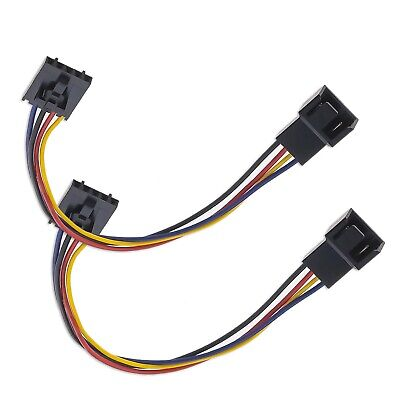 £5.25 • Buy 5 Pin To 4 Pin Fan Connector Interface Conversion Cable Compatible With Dell X2