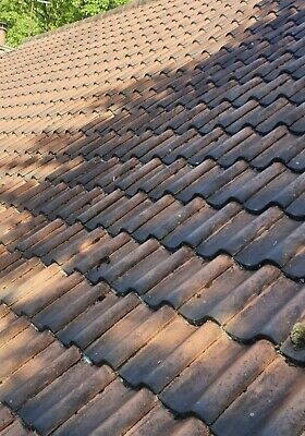 £0.40 • Buy Over 3000 Sandtoft County Clay Pantiles For Sale *Can Deliver In Leeds Area*