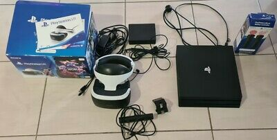 AU700 • Buy PS4 Pro Console & VR Bundle Works Perfectly