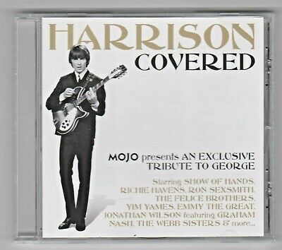 £2.95 • Buy MOJO CD NOV 2011  Harrison Covered  15 Classic Tracks Covered By Various Artists