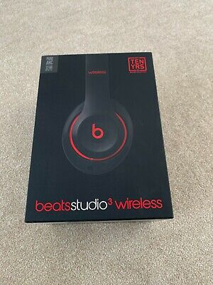 £170 • Buy Beats By Dr. Dre Studio3 Over The Ear Wireless Headphones - Black/Red