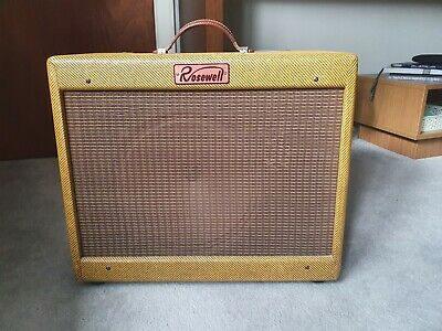 £675 • Buy 5E3 Tweed Deluxe Clone - Rosewell Bluesbaby, With Reverb & Tremolo