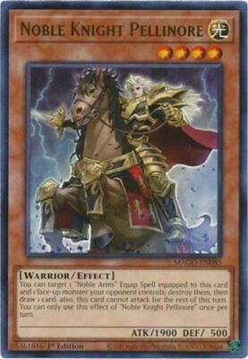 £19.08 • Buy YUGIOH Noble Knight Warrior Deck Complete 40 Cards