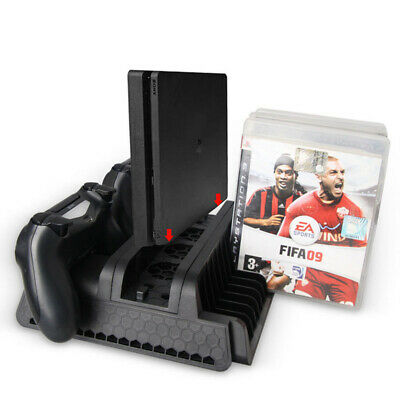 AU43.11 • Buy All-In-One Vertical Stand Cooling Station Dock Charger Holder For PS4 PRO/Slim