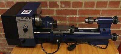 £499 • Buy Record Power ML-360 Lathe Made In Japan