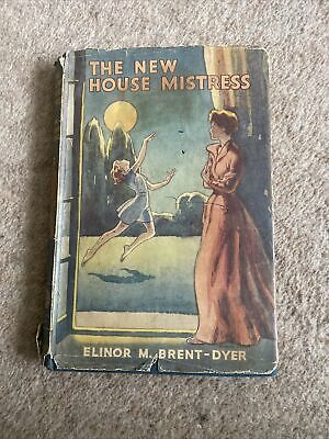 £5 • Buy THE NEW HOUSE MISTRESS By ELINOR M. BRENT-DYER - THOMAS NELSON AND SONS.HARDBACK