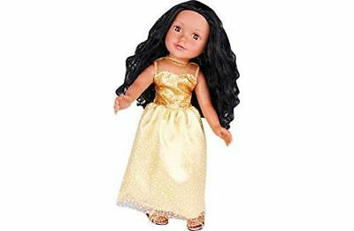 £22.99 • Buy Chad Valley Design-a-Friend Stunning Rare Ballroom Gold Outfit 2665780