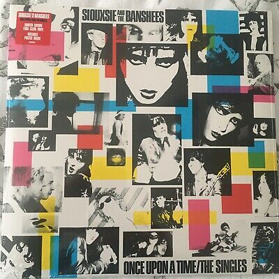 £30 • Buy Siouxsie And The Banshees - Once Upon A Time - Very Limited Clear Vinyl & Poster