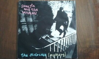 £3.99 • Buy Siouxsie And The Banshees 7  The Staircase (mystery) / 20th Century Boy 1979