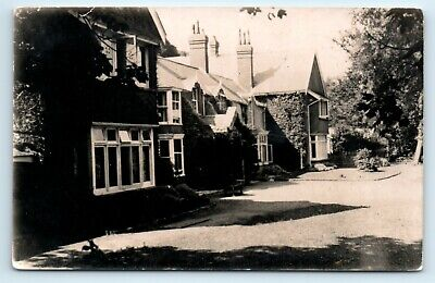£8 • Buy Postcard Tenby Large House Exterior Real Photograph 1950 Rp Rppc Wales