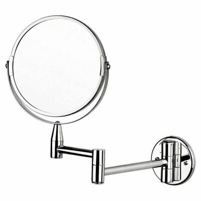 £16.95 • Buy Wall Mounted Extendable Swivel Magnifying Glass Makeup Shaving Bathroom Mirror