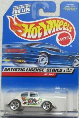 $ CDN1.20 • Buy Hot Wheels  Collector  From Artistic License Series  # 3/4  Vw  Bug