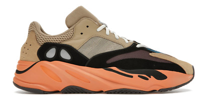 $ CDN398.29 • Buy Adidas Yeezy Boost 700 Enflame Amber Size 5 GW0297 DEADSTOCK IN HAND
