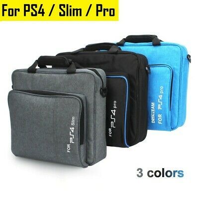 AU29.62 • Buy For PS4/ Pro/ Slim Carry Travel Storage Case Shoulder Bag Game Accessories Pouch