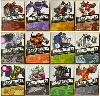 £16.99 • Buy Transformers Definitive G1 Collection HARDBACK Graphic Novel MULTI-BUY DISCOUNT