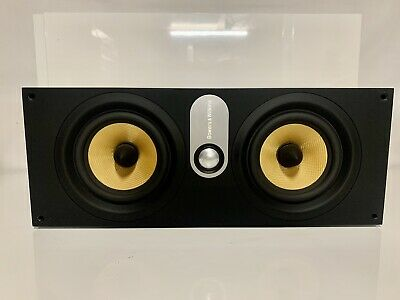 £185 • Buy B&W Bowers & Wilkins HTM62 Centre Speaker. With Grill And Original Instructions.